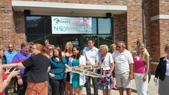 Ribbon Cutting in Waxhaw